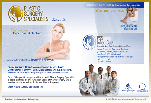 Plastic Surgery Specialists