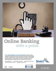 Severn Savings Bank - Ad 2