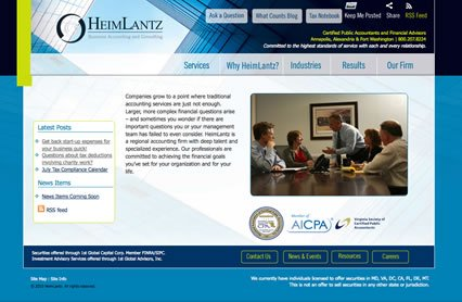 Annapolis accountant website