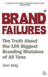 Brand Failures book