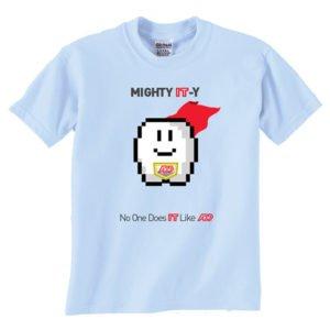 Mighty IT-y tshirt