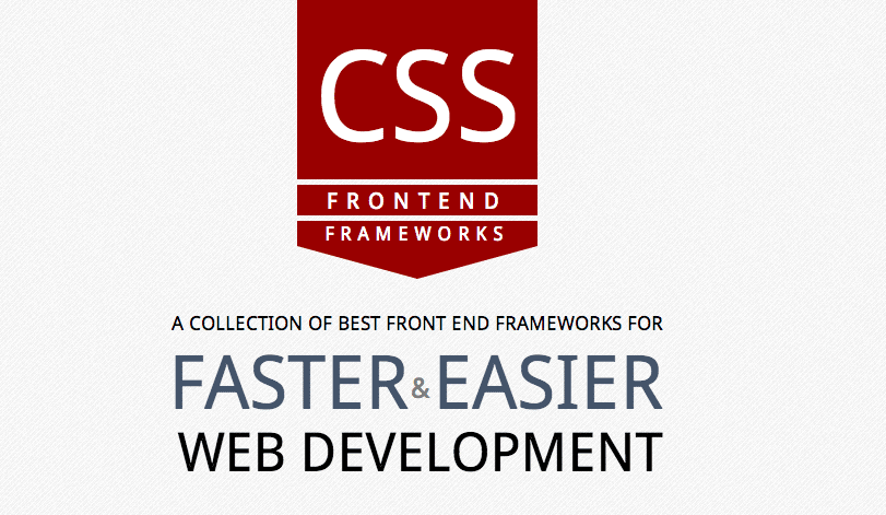 CSS Front end Frameworks with comparison By usabli.ca