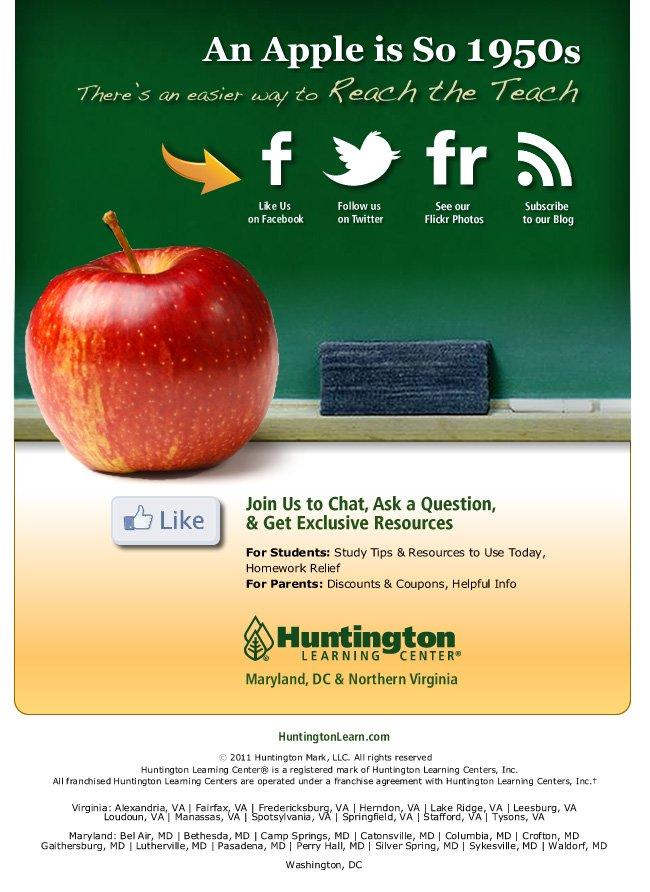 Huntington Email