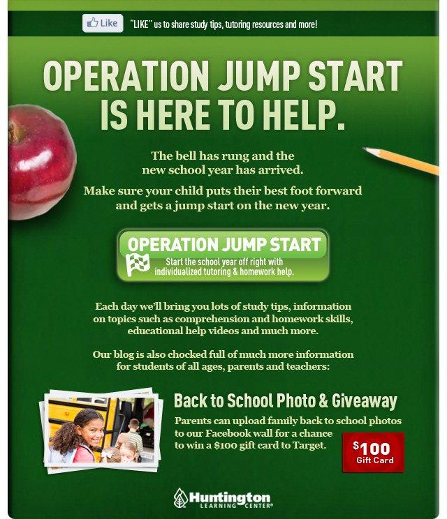 Operation Jump Start Ad