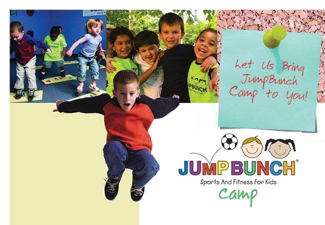 JumpBunch Camp Brochure