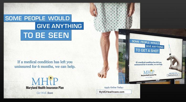 Maryland Health Insurance Plan Marketing