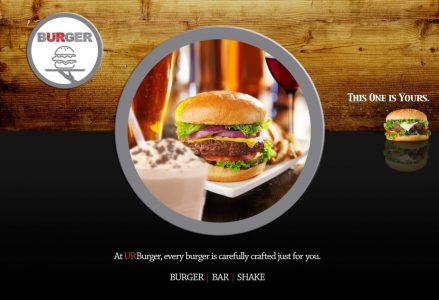 UR Burger Brand Development