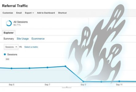 Filtering ghost referral traffic in Google Analytics