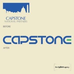 Capstone Logo Redesign