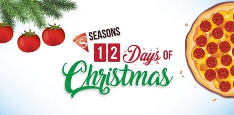 Seasons 12 Days of Christmas