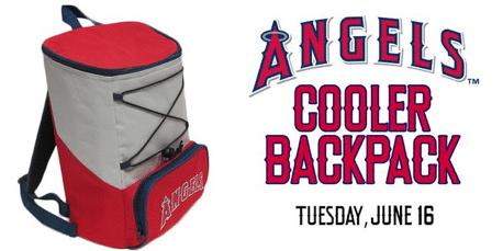 Los Angeles Angels: Cooler Backpack