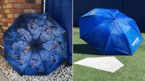 Toronto Blue Jays Bringer of Rain Umbrella