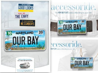 The Cyphers Agency Tapped to Promote New Bay Plate Design