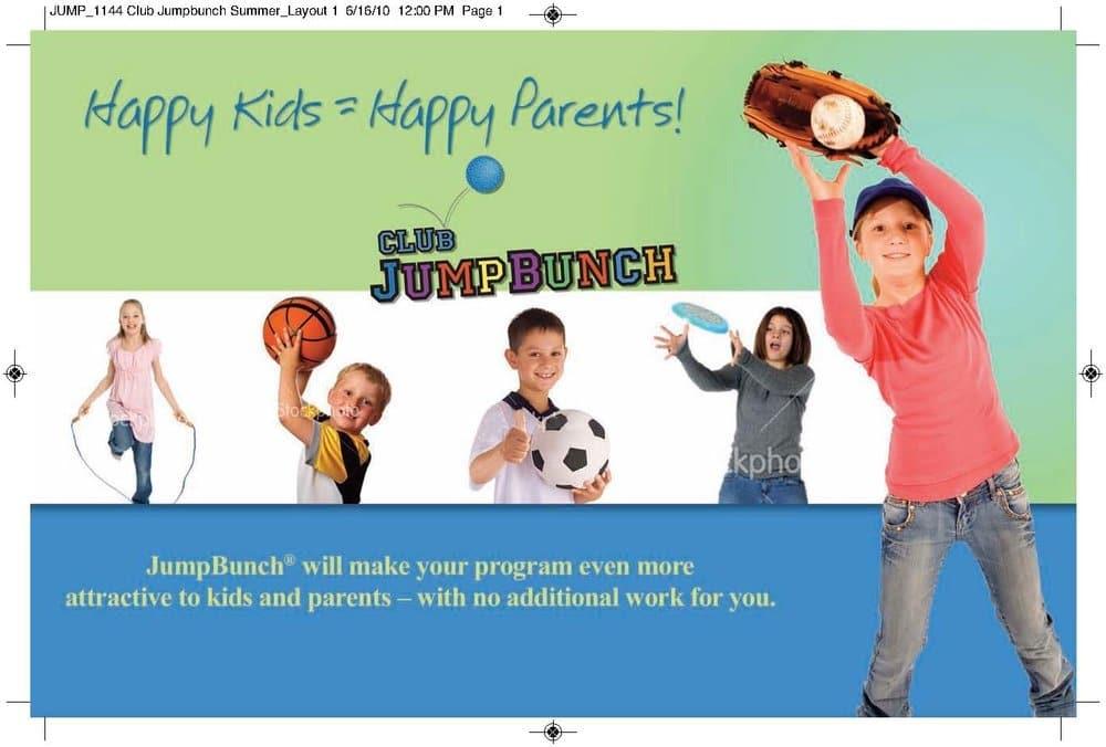 JumpBunch Poster