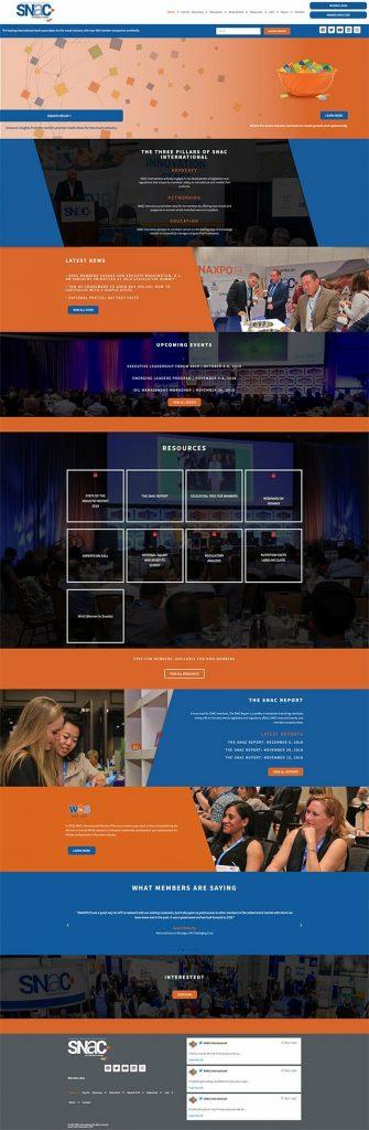 SNAC-website