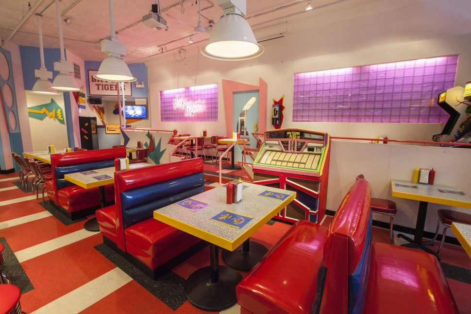 Color Trends for Restaurants