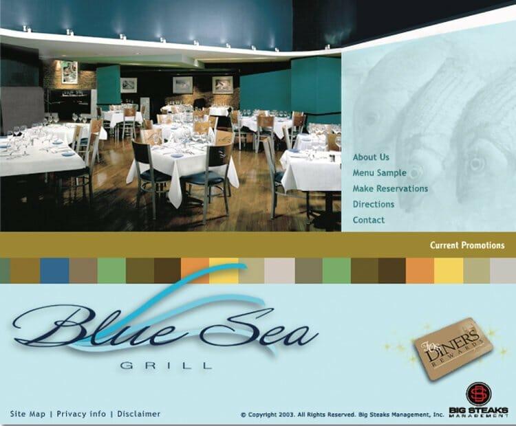 Blue Sea Grill