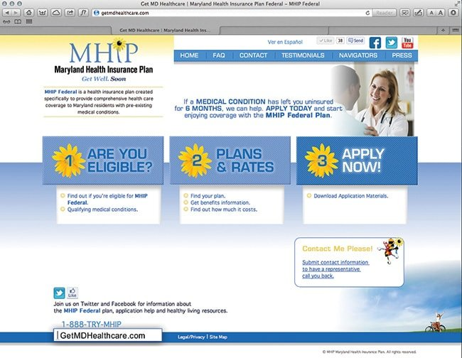 MHIP Website