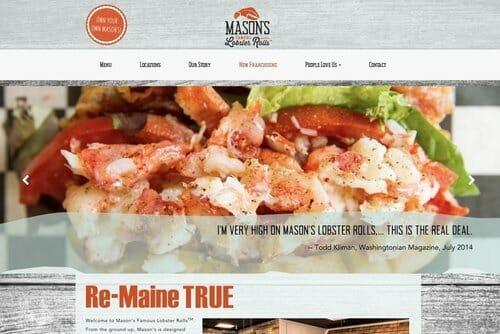 Mason's Famous Lobster