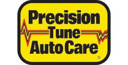 Precisiona Tune Auto Care logo