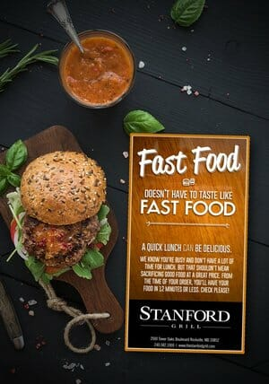 Stanford Grill
