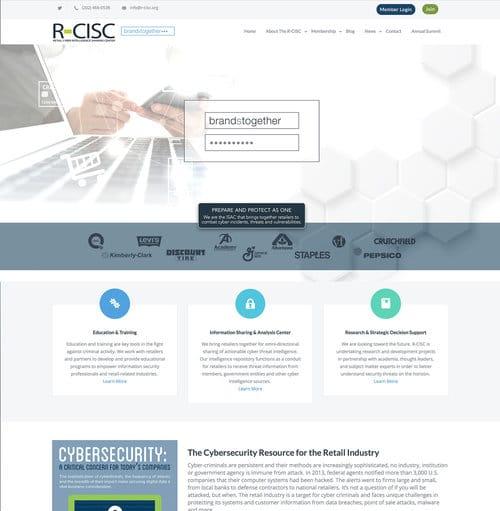 r-cisc Website