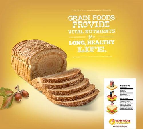 Grain Foods Foundation Healthy Aging Website
