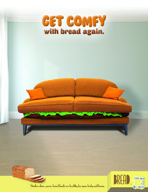 Grain Foods Fundation Ad