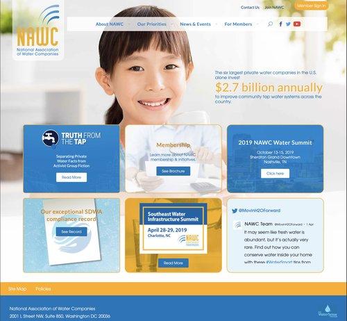 NAWC Website