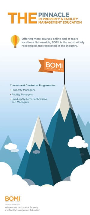 BOMI Course Promotion