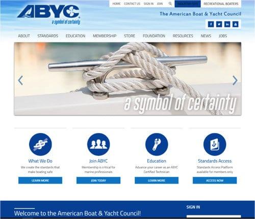 ABYC Website