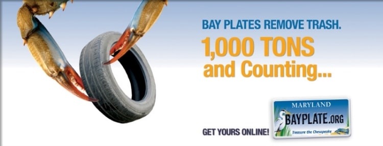 Chesapeake Bay Plates Ad