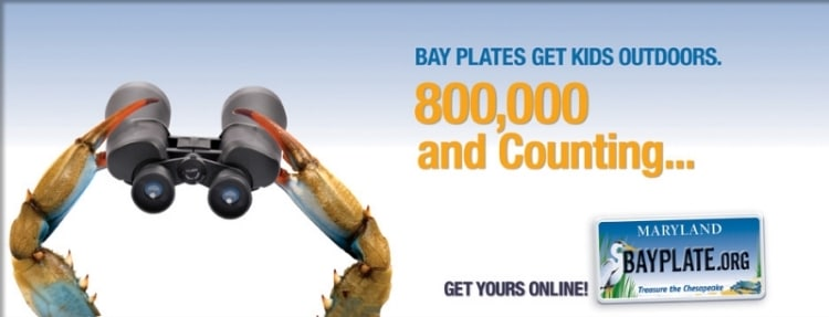 Chesapeaeke Bay Plate Billboard