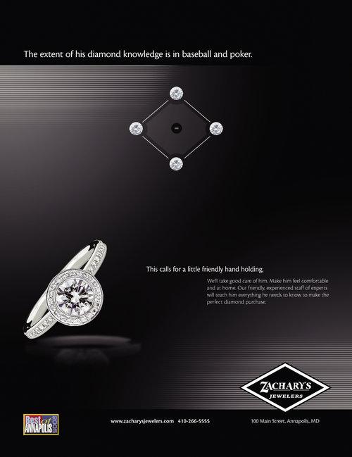 Zachary's Jewelry Ad