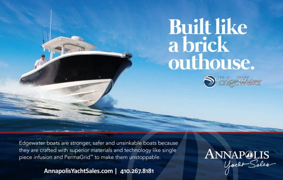 Annapolis Yacht Sales Ad
