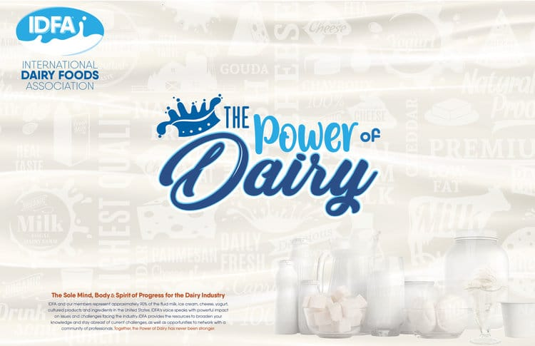 IDFA Power of Dairy Concept