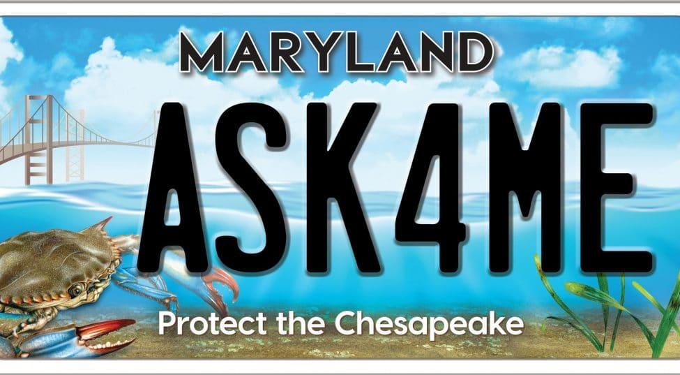 Chesapeak Bay Plate