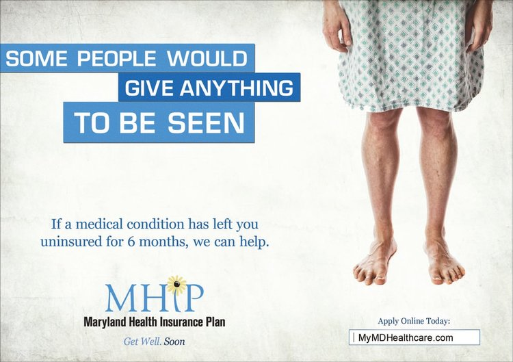 Maryland Health Insurance Plan Ad