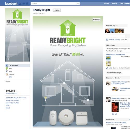 Ready Bright Facebook