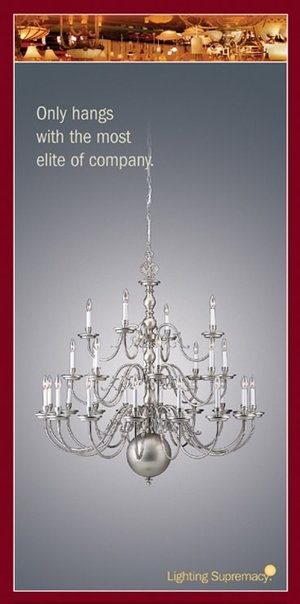 Annapolis Lighting Ad