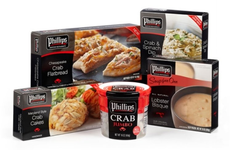 Phillips Seafood Products