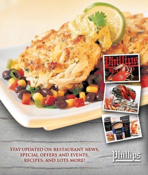 Phillips Seafood Ad