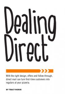 Dealing Direct
