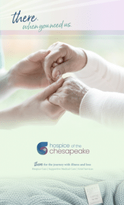 Hospice of the Chesapeake Brand Development