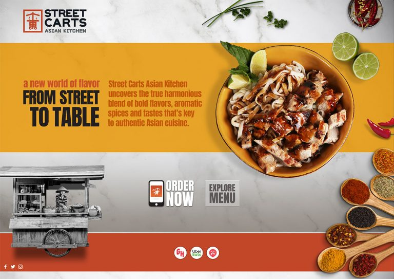 Street Carts Restaurant
