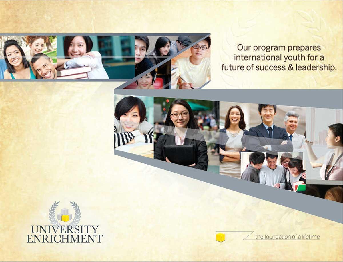 University Enrichment Brochure