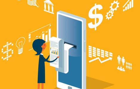 Financial institution blog