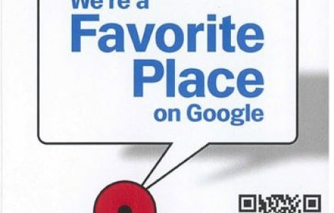 W're a Favorite Place on Google