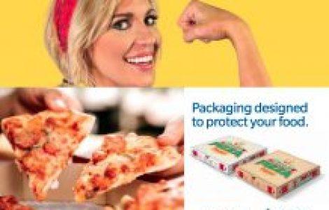 Pizza Magazine Cover