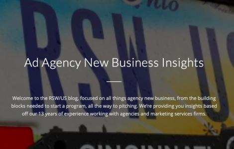 RSW Blog homepage